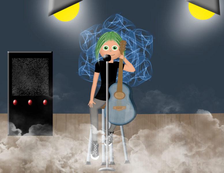 Billy Troll Concert Scene