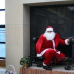 Santa Got Stuck in the Chimney