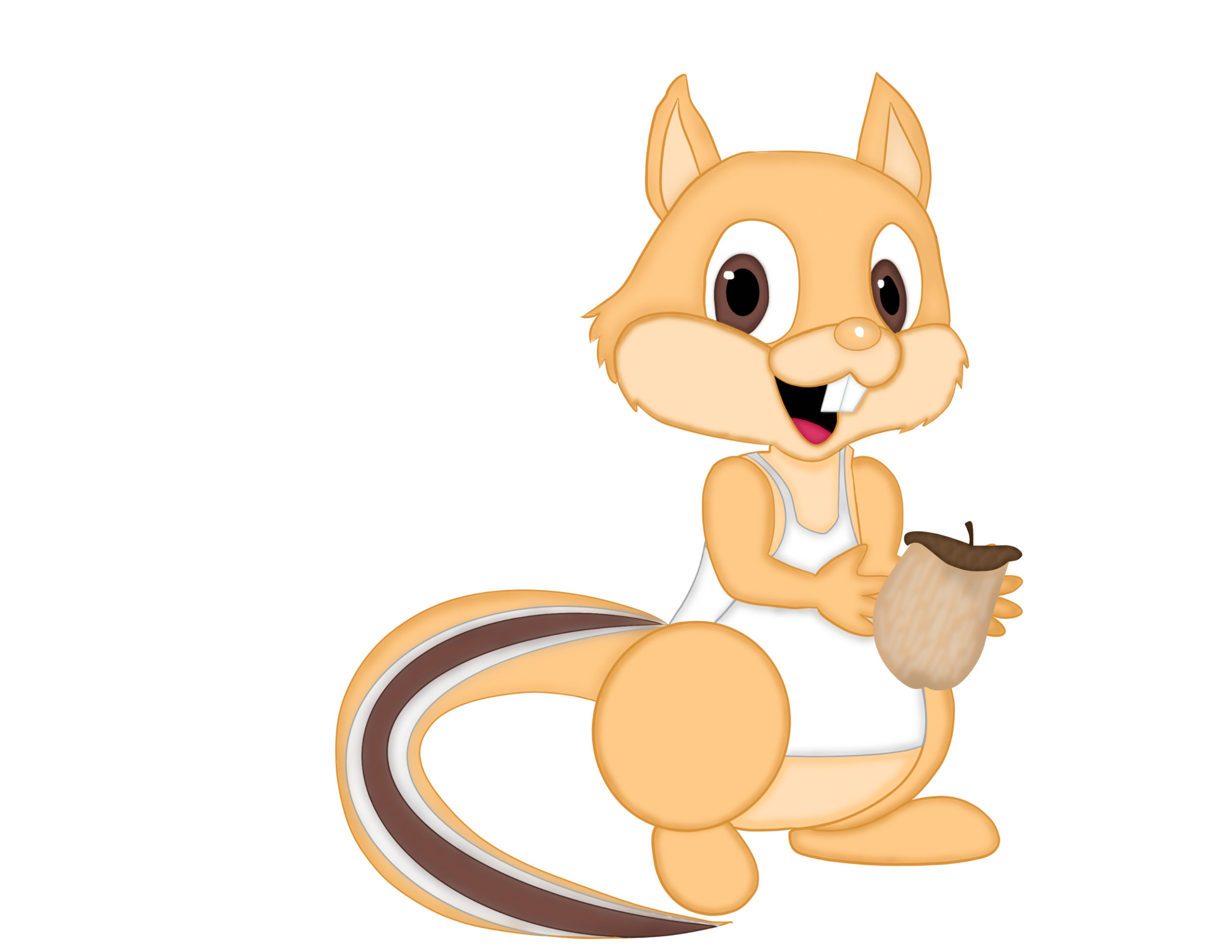 Chester Chipmunk Needs Acorns