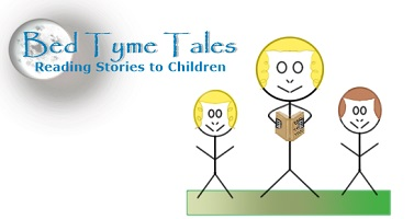 Bed Tyme Tales Logo