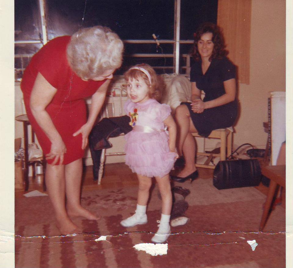 Grandma McBride