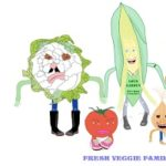 Meet the Fresh Veggie Family