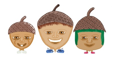 Meet the Acorn Family