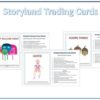 Alberta Series - Storyland Trading Cards