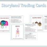 Alberta Series - Storyland Trading Cards