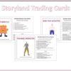 Ontario Series - Storyland Trading Cards