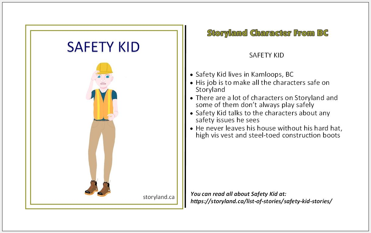 Safety Kid Stories