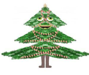 Lost Christmas Tree