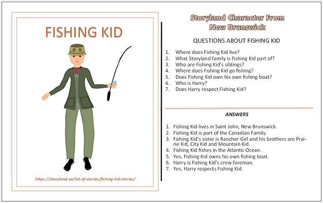 Fishing Kid