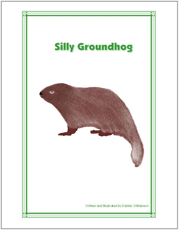 Silly Groundhog