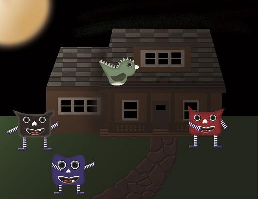 The Monster Berry Family