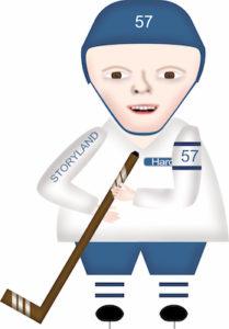 Harold the Hockey Player