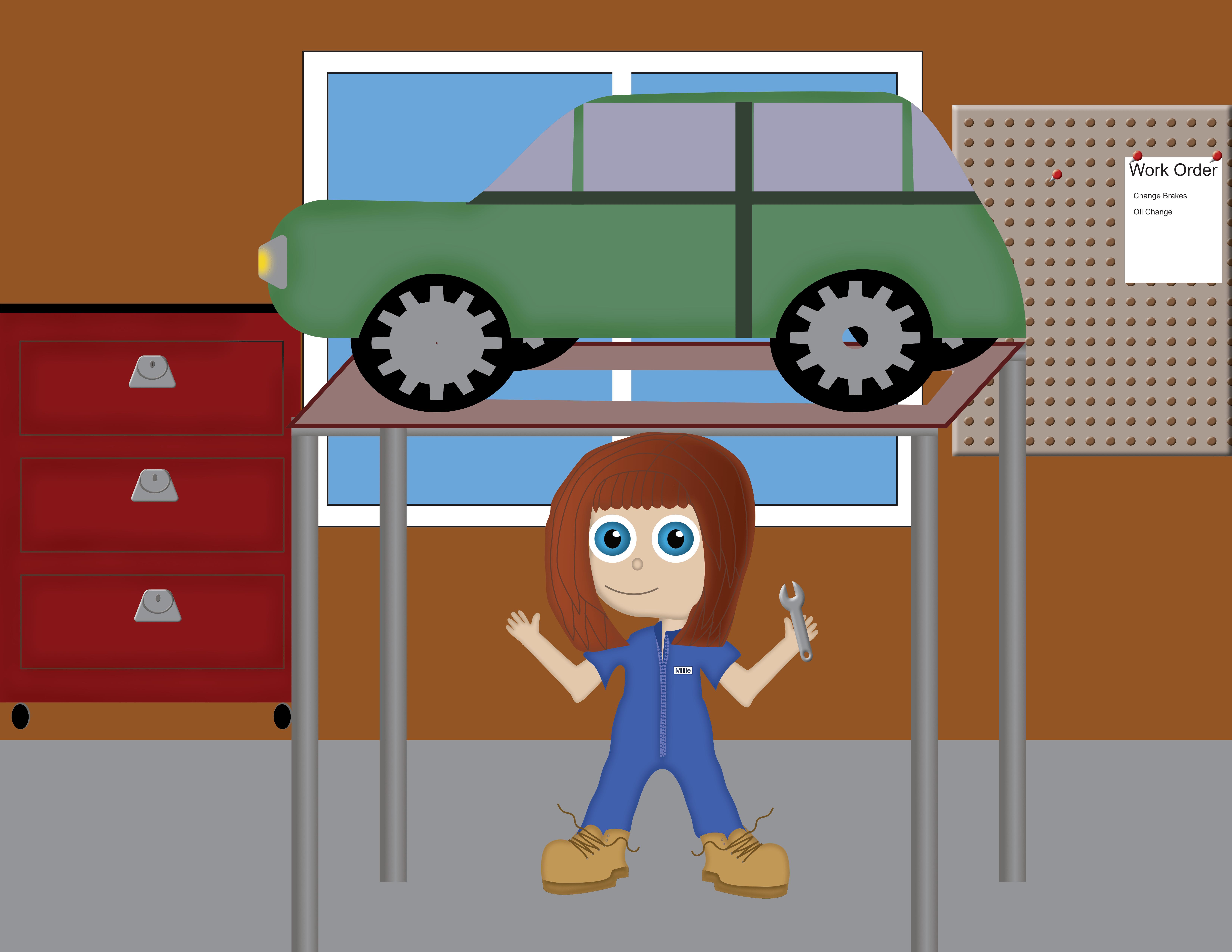 Millie's Garage