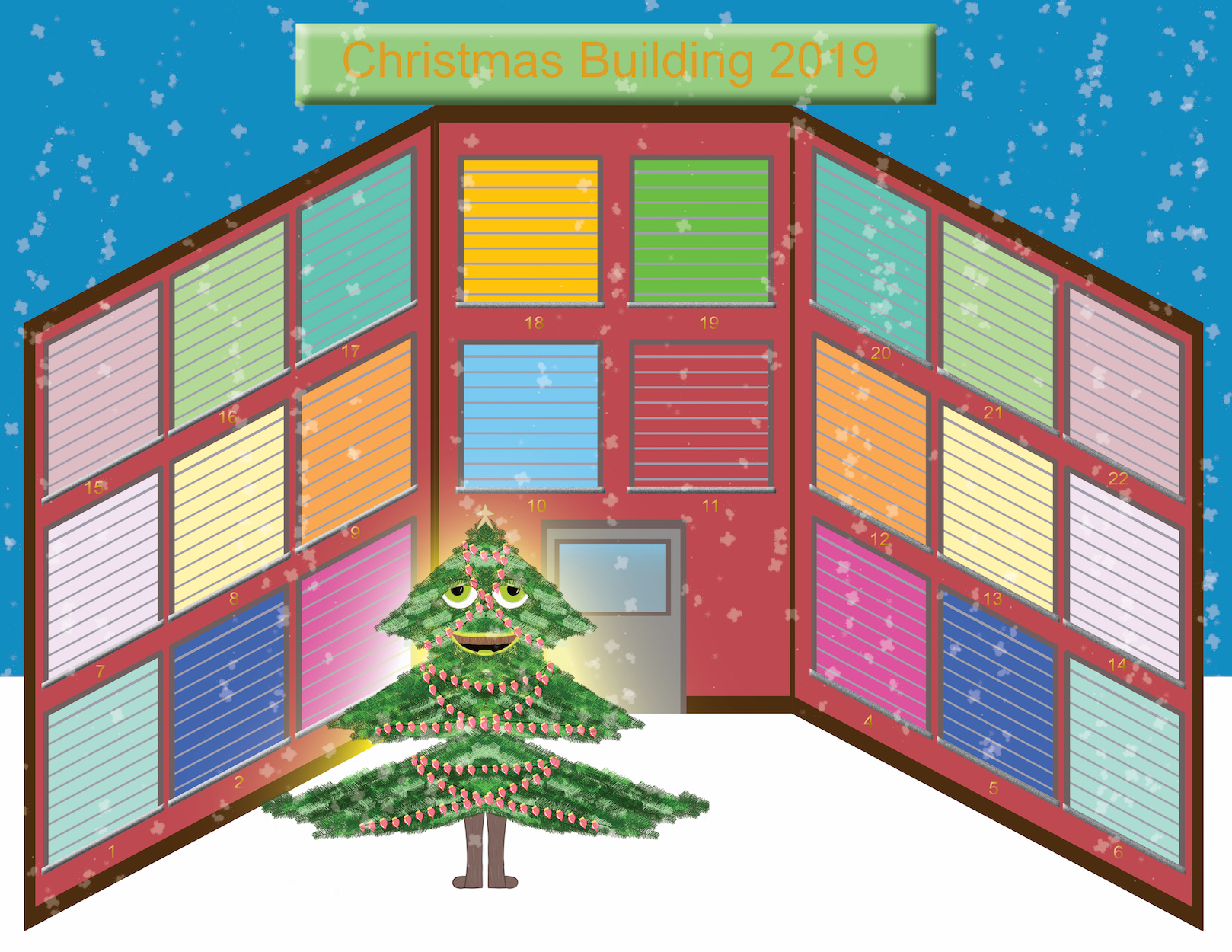 Christmas Building 2019