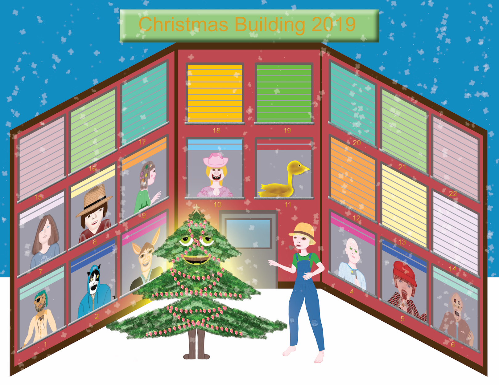Hillbilly Bob – Christmas Story