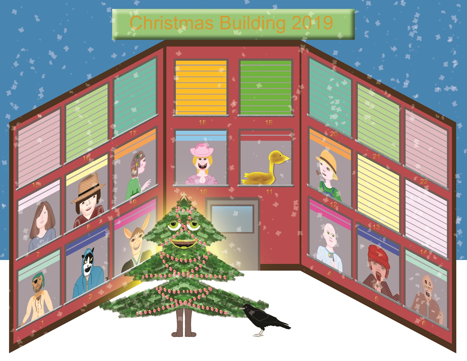 Little Crow – Christmas Story