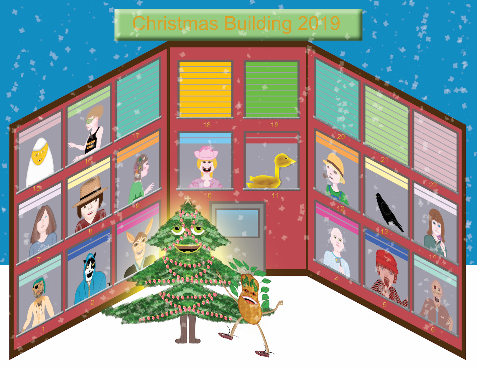 Peanut – Christmas Story