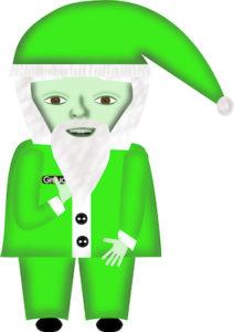 Christmas Grouch