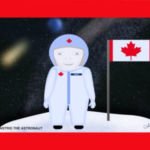 Astrid the Astronaut