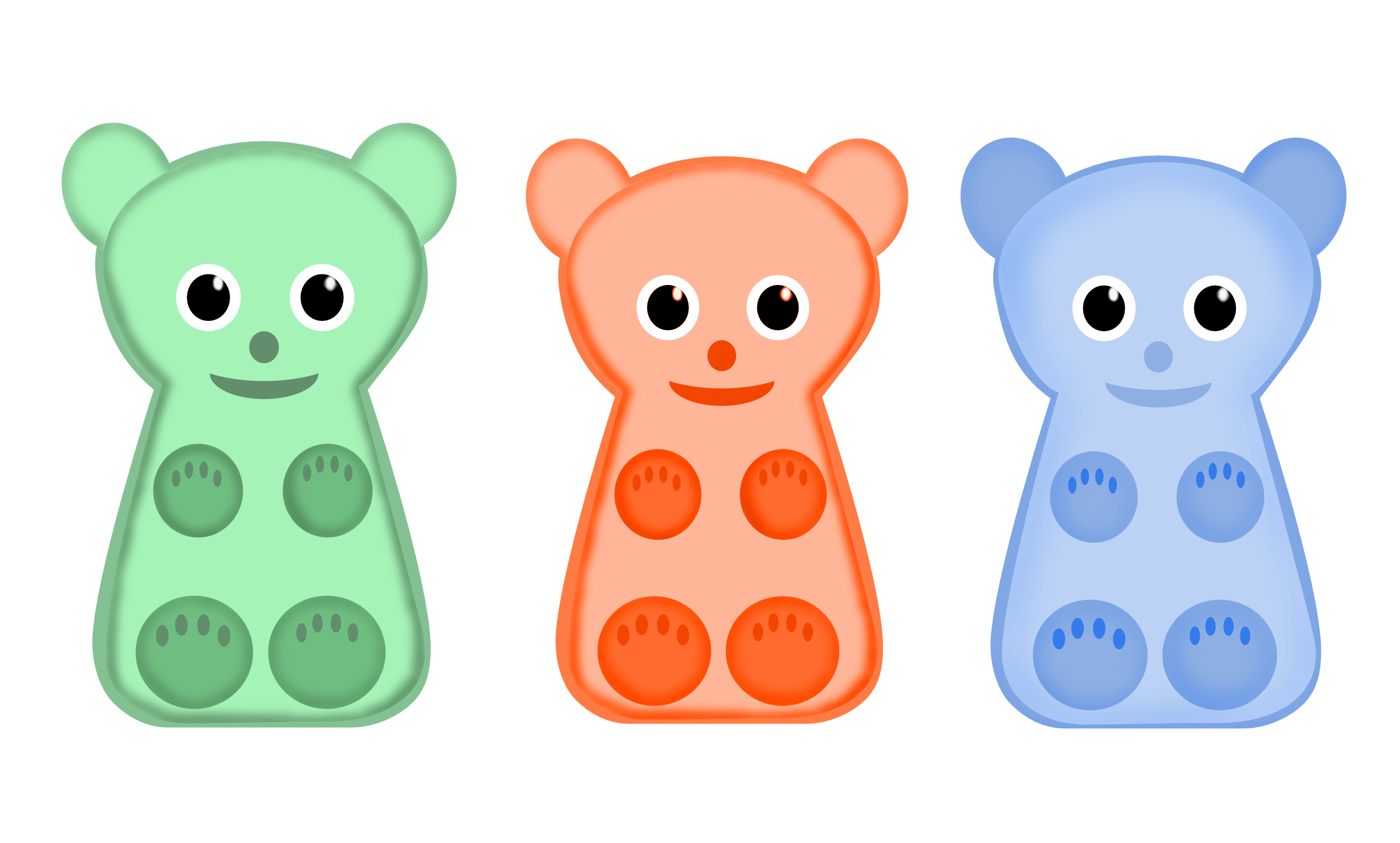 Winter Jellies – Character Insight