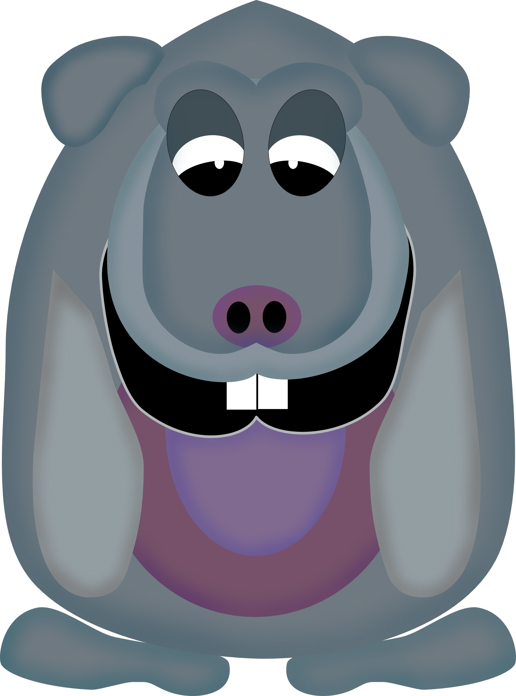 Meet Harvey Hippo