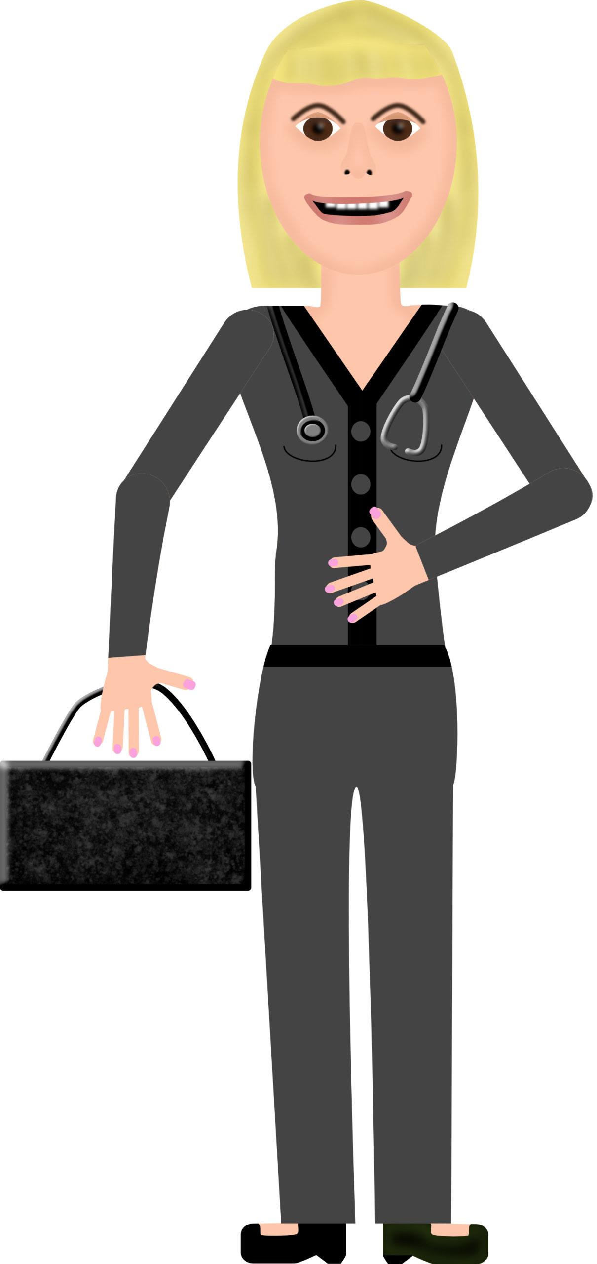 Paula the Paramedic – Character Insight